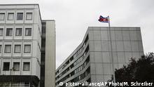 Deutschland nordkoreanische Botschaft in Berlin