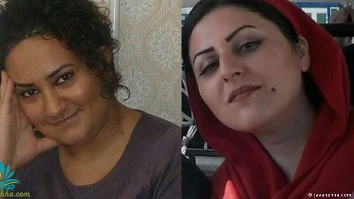 Iran Atena Daemi- Golrokh Iraee (javanehha.com)
