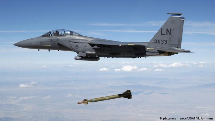 USA Bomben Symbolbild