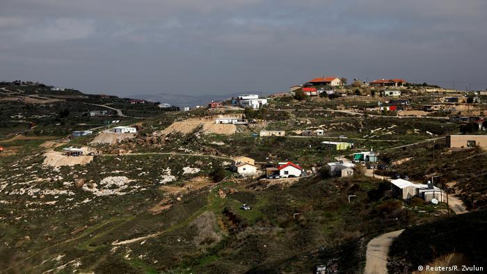 Westjordanland Siedlung Havat Gilad (Reuters/R. Zvulun)