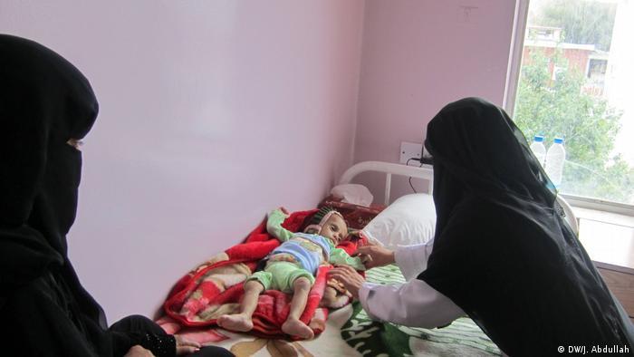 Malnourishment in Yemen