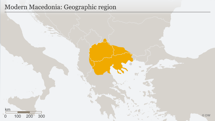 Macedonia What S In A Name Europe News And Current Affairs From