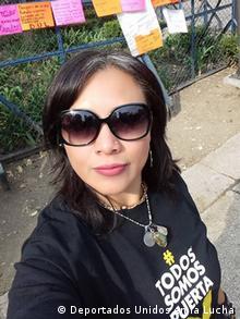 A empresária mexicana Ana Laura López