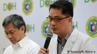 Philippinen Ausbruch Dengue-Fieber