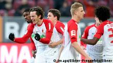 Deutschland FC Augsburg v Eintracht Frankfurt - Bundesliga