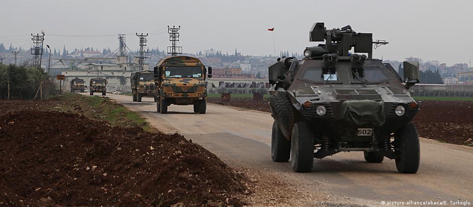 Ofensiva turca na Síria começou há duas semanas