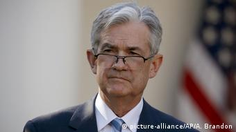 Jerome Powell (picture-alliance/AP/A. Brandon)