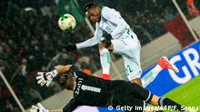 Afrikanische Nationenmeisterschaft 2018 Marokko - Nigeria