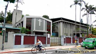 Nuntiatura Apostolica in Sinis - Botschaft des Vatikan in Taiwan