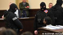 Belgien Prozess Salah Abdeslam in Brüssel