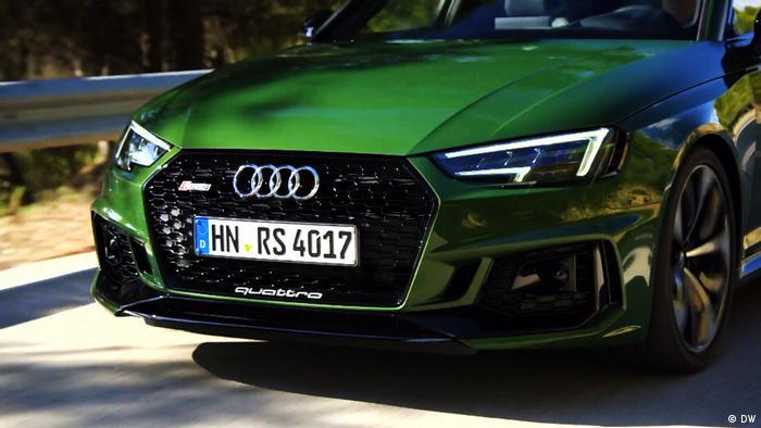 Motor mobil | Gesamtsendung Front Audi RS4 (DW)