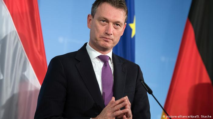 Dutch Foreign Minister Halbe Zijlstra (picture-alliance/dpa/S. Stache)