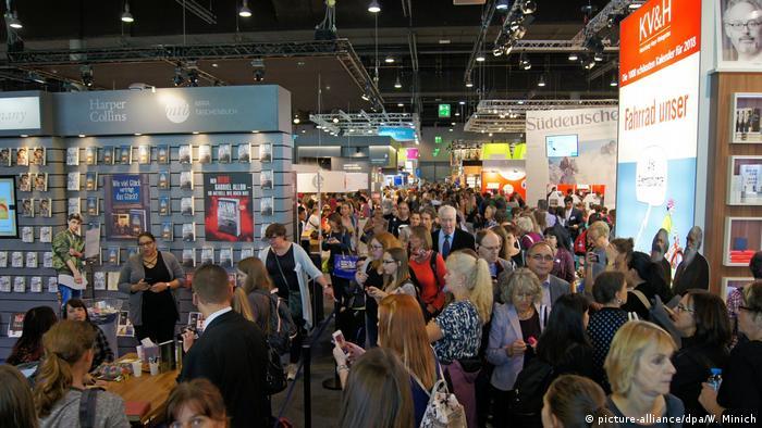 Deutschland Frankfurt Buchmesse