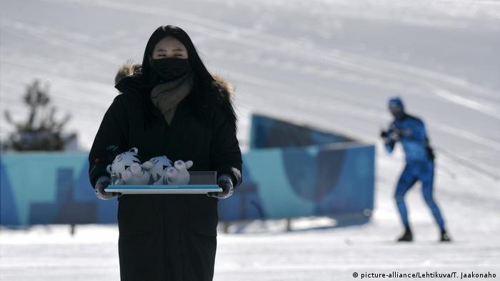 Südkorea Pyeongchang Kälte (picture-alliance/Lehtikuva/T. Jaakonaho)