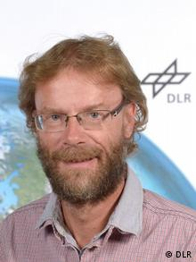 Christoph Kiemle, researcher at the DLR Institute for Atmospheric Physics