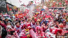 Deutschland | Karnevalsauftakt zur Session 2017/2018 am 11.11.