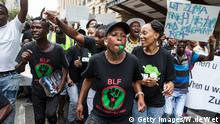 Südafrika, Black First Land First (BLF)