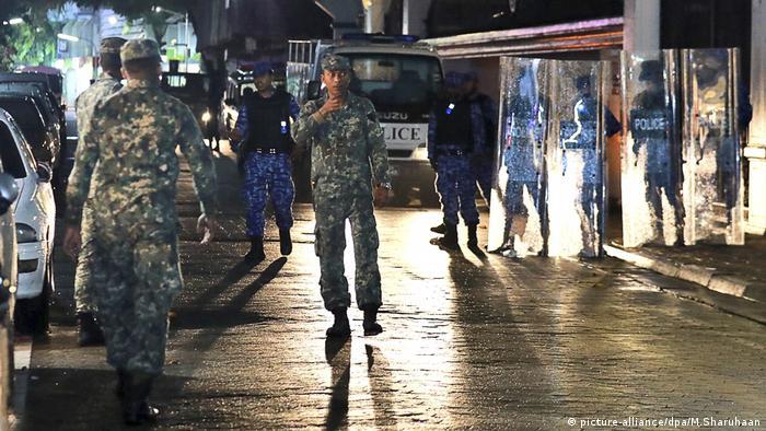На Мальдівах запровадили надзвичайний стан
