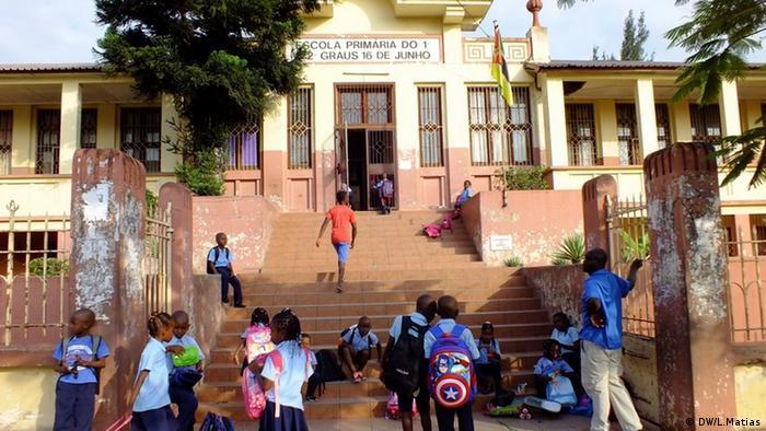 Mosambik, Maputo, Primarschule 16 de Junho