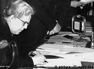 Helene Wessel, una de las