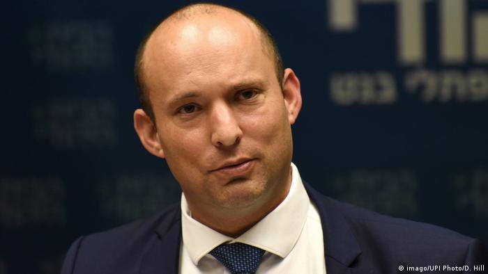 Israel's education minister Naftali Bennett
