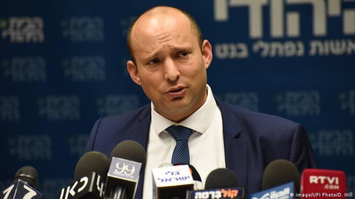 Israel Naftali Bennett (imago/UPI Photo/D. Hill)