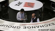 Japan Börse in Tokio