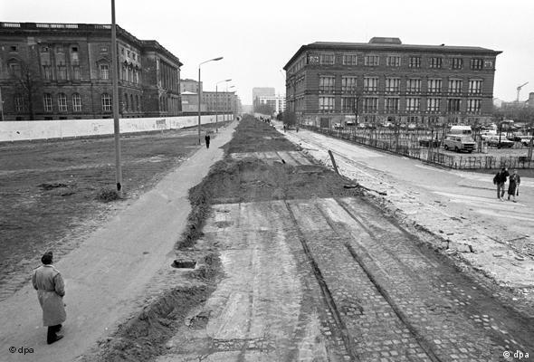 Mauerfall 1990