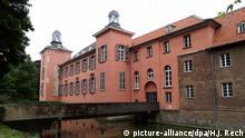 Herrenhaus mit Küchenanbau Schloss Kalkum BdT