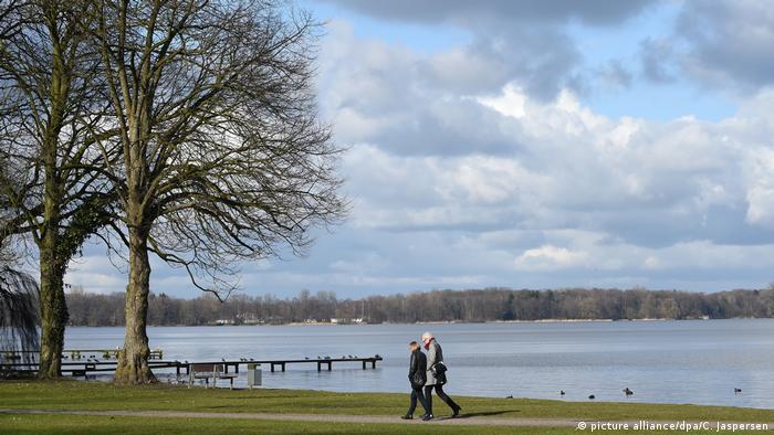 Zwischenahner Lake (picture alliance/dpa/C. Jaspersen)