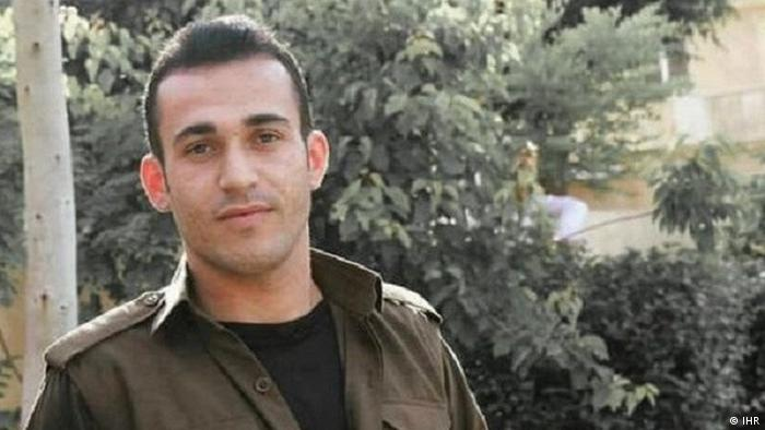 Amnesty International, Ramin Hossein-Panahi (IHR)