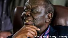 Simbabwe - Morgan Tsvangirai