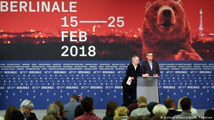 شصت و هشتمین دوره از جشنواره فیلم برلین در روزهای ۱۵ تا ۲۵ فوریه ۲۰۱۸ (۲۶ بهمن تا ۶ اسفند) برگزار میشود
