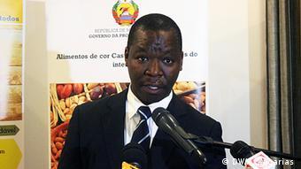 Mosambik Jose Mendonca, Provinzdirektor der Landwirtschaft in Tete