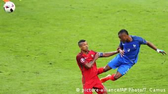Patrice Evra, französischer Fußballspieler