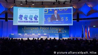 Deutschland 21. Europäischer Polizeikongress
