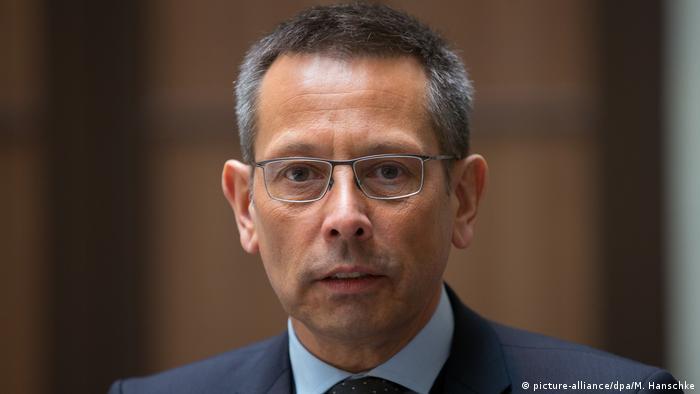 Deutschland Missbrauchsbeauftragte des Bundes Johannes-Wilhelm Rörig (picture-alliance/dpa/M. Hanschke)