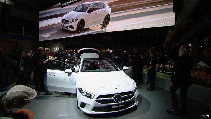 Sendungen Motor mobil/drive it/al volante vom 14.02.2018 (DW)