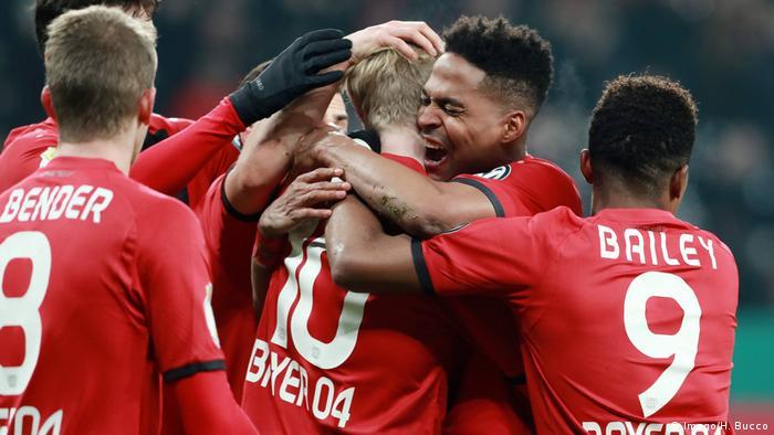 Bayer Leverkusen's stunning cup comeback a sign of progress