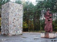 Μνημείο για τα 250.000 θύματα στο στρατέπδο συγκέντρωσης Σόμπιμπορ