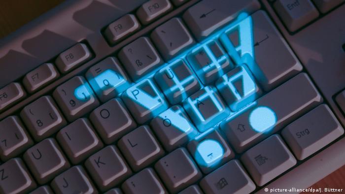 Symbolbild Online-Handel
