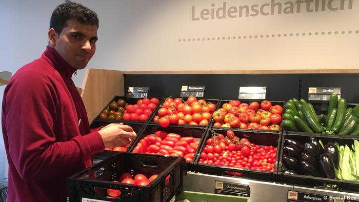 Social Bee - soziales Start-Up aus München, das Geflüchtete in Jobs vermittelt