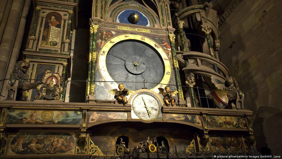 The Most Beautiful Clocks In Europe All Media Content Dw 23 10 2020