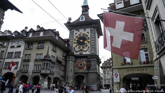 Hexbyte  Hacker News  Computers Schweiz Bern - Die schönsten Uhren Europas (picture-alliance/dpa/Sputnik/A. Filippov)
