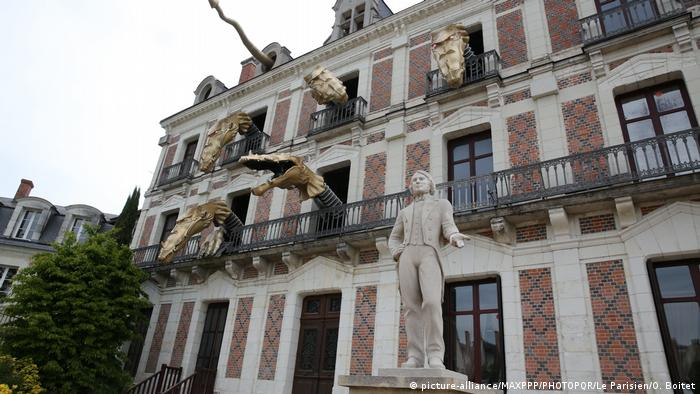 France - The House of Magic in Blois (picture-alliance/MAXPPP/PHOTOPQR/Le Parisien/O. Boitet)