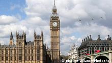 Großbritannien London - Die schönsten Uhren Europas