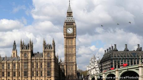 Großbritannien London - Die schönsten Uhren Europas (picture-alliance/Photoshot)
