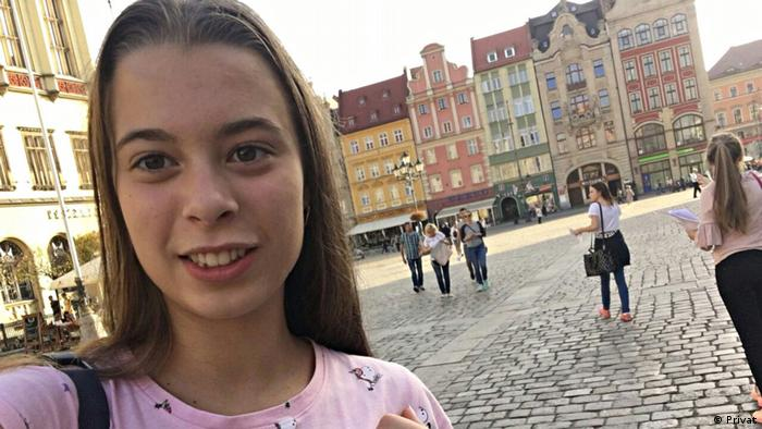 Anastasia aus der Ukraine