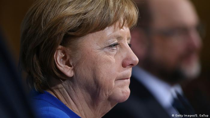 Angela Merkel (Getty Images/S. Gallup)