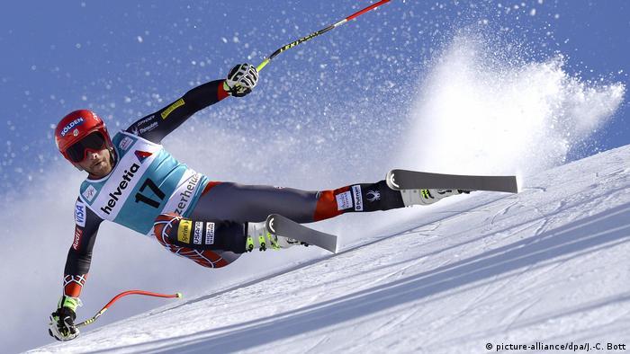 FIS Alpine Skiing World Cup in Parpan-Lenzerheide - Bode Miller (picture-alliance/dpa/J.-C. Bott)